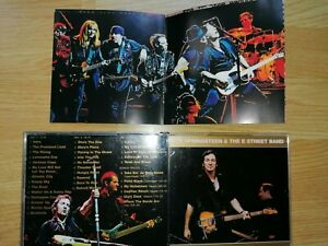 3 CD BRUCE SPRINGSTEEN E STREET BAND LIVE MIDSUMMER NIGHT GOTEBORG SWEDEN 2003