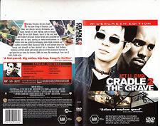 Cradle 2 The Grave-2003-Jet Li-Movie-DVD