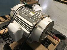 BALDOR RELIANCE INDUSTRIAL MOTOR 40HP 230/460V 3550RPM 324JM 60Hz, 3PH