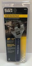 "Klein Tools D86934 Slim Jaw 6"" Adjustable Wrench"
