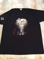 NORTT Galgenfrist Shirt XL, The Chasm, Urgehal, Urfaust, Inquisition, Austere