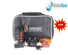 Aetertek AT-919C-1 1100 Yard 10 Level 1 Dog Training Anti Bark&Waterproof Collar