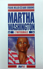 MARTHA WASHINGTON L' INTEGRALE ( Frank Miller - Dave Gibbons ) Magic Press