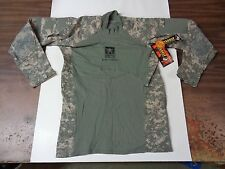 NEW Massif Flame Resistant FR Army Combat Shirt ACU X-Large XL US Army Strong