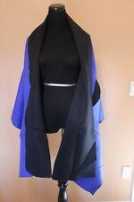 $1.000+NWT VINCE xs S M L COAT JACKET wool angora poncho sweater cape black blue