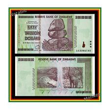 $50 Trillion Zimbabwe 2008 AA - U.S. Seller