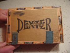 Vintage R.G. Sullivan'S Dexter Cigar Box, Manchester, New Hampshire