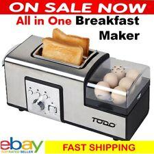 TODO TBM5090 Breakfast Master 2 Slice Toaster