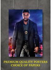 21 Bridges Chadwick Bozeman Movie Art Large Poster Print Gift A0 A1 A2 A3 A4