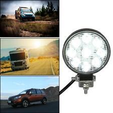 27W Car 12V LED Work Spot Lights Spotlight Lamp 4x4 Van ATV Offroad SUV Truck