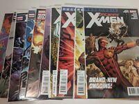 Uncanny X-Men (2012) Vol 2 Regenesis Marvel Comics Lot #1-10 NM 2 3 4 5 6 7 8 9