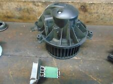 Bmw Mini One R50 2002-2006 Heater Blower Motor With Resistor