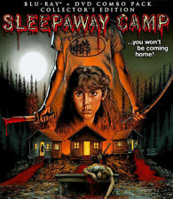 Sleepaway Camp (DVD + Blu-Ray, 2014, 2-Disc Set, Collector's Edition)
