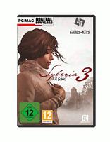Syberia 3 Steam Download Key Digital Code [DE] [EU] PC