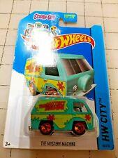 Hot Wheels The Miystery Machine HW City Scooby Doo