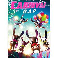 B.A.P - Carnival 5th Mini Special Edition (CD, 2016 Korea) New Sealed  KPOP