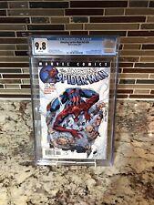 Amazing Spider-Man #v2 #30 CGC 9.8 1st Ezekiel & Morlun J Scott Campbell