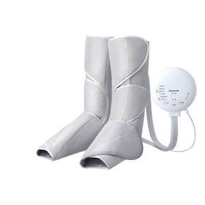 Panasonic Air Foot Massager Reggurifure Silver EW-NA84S
