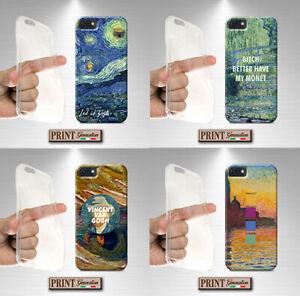 Cover per,Samsung,ARTE,PITTORI FAMOSI,silicone,morbido,stampa HD antiurto tela