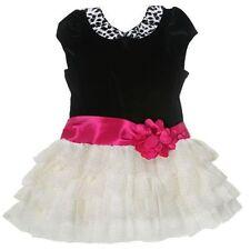 NEW Jona Michelle Girl's Boutique Special Occasion Dress W/ Diaper Cover 18M