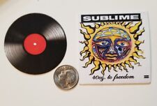 Miniature record  1/6  Playscale Rap Rapper  Hip Hop action figure Sublime 40 oz