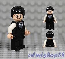 LEGO Harry Potter - Minifigure Yule Ball Vest & Bow Tie Tuxedo Goblet of Fire