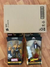 X-MEN MARVEL LEGENDS FAMILY MATTERS 3 PACK & MAVERICK and CANNONBALL