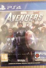 Avengers Ps4 Neuf Sous Blister