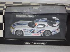 Minichamps Dodge Viper GTS.R Le Mans 1997 Team reca Ayari/Gache