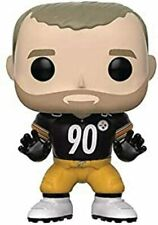 Funko POP! NFL: Steelers - TJ Watt Action Figure
