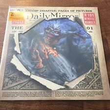 Iron Maiden - Empire Of The Clouds (LP, Single, Ltd, Pic) RECORD STORE DAY NEW