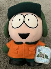 """Kyle 11"""" South Park Plush Doll - Fun-4-All - With Tags, Used good Condition."""