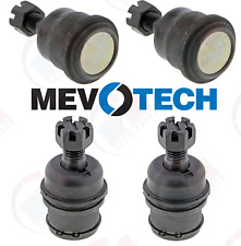 MEVOTECH Upper & Lower Ball Joints for 2004-2012 Dodge Ram 1500 2500 3500 4X4  B