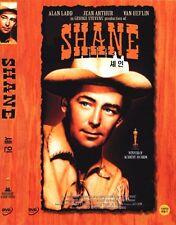 Shane (1953) New Sealed DVD Alan Ladd