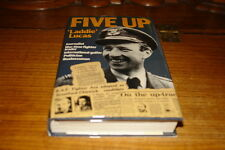 FIVE UP BY LADDIE LUCAS-SIGNED COPY
