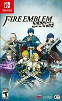 Fire Emblem Warriors (Switch, 2017) NEW FREE SHIPPING