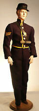 1864 Civil War Uniform with a Shell Jacket Sewing Pattern for 26 Inch Doll #81