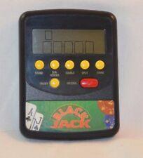WACO BLACKJACK ELECTRONIC HANDHELD GAME TESTED FAST-FREE SHIPPING