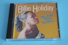 """CD BILLIE HOLIDAY """"THE LADY SINGS THE BLUES"""" COMPILATION 16 TITRES AAD / TB ETAT"""