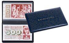 Album piccolo  ROUTE banknotes - Taschen papergield album -Pocket paper  money