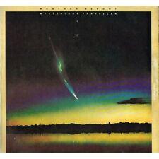 "Weather Report - Mysterious Traveller (ITA 1974 CBS CBS 80027) LP 12""."