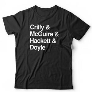 Father Ted Names Tshirt Unisex - Funny, TV Comedy, Irish