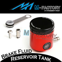 Red CNC Front Oil Fluid Tank Reservoir for Ducati 848 1098 1198 S R 1199