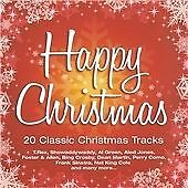 Various Artists-Happy Christmas: 20 Classic Christmas Tracks CD CD  New