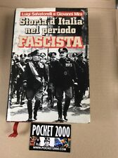 B68 STORIA D'ITALIA NEL PERIODO FASCISTA Luigi Salvatorelli Giovanni Mira