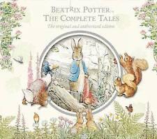 Beatrix Potter the Complete Tales by Beatrix Potter (CD-Audio, 2006)