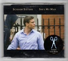 (HC448) Scissor Sisters, She's My Man - 2006 CD