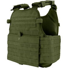 Condor Military Operator Armour Plate Carrier Tactical Molle Airsoft Vest Olive