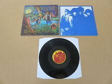 The Fuzztones Lysergic émanations LP RARE 1982 Original UK pressing abclp 4
