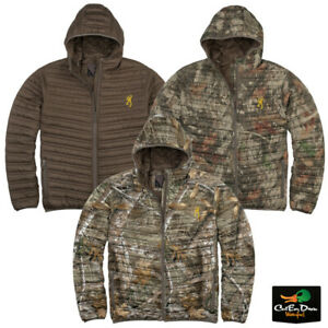 NEW BROWNING PACKABLE PUFFER JACKET